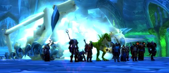 Guild first Sapphiron
